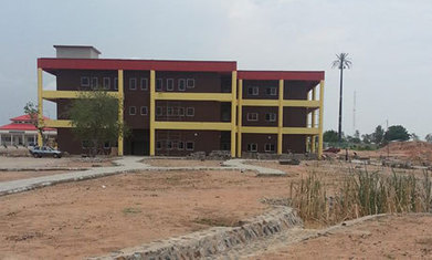 Library futures: American University of Nigeria, Nigeria | Librarysoul | Scoop.it