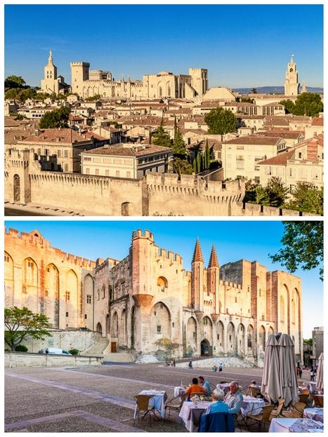 Discover Avignon in the South of France in just 48 hours!   Revue de Web par ClC   Scoop.it