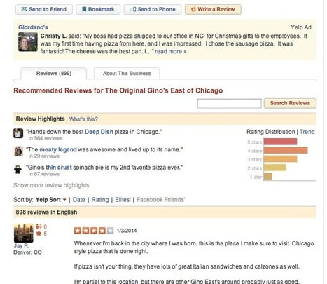 Why Online Customer Reviews Will be More Important in 2014 | SEO | Scoop.it