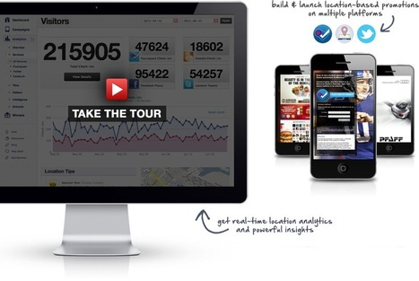 Geotoko - Real-Time Location Based Marketing & Analytics Platform | Tecnologie  e tecniche per il Turismo 2.0 | Scoop.it