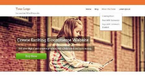 18+ Best WordPress Bookstore Themes For Selling Books | Developer web | Scoop.it