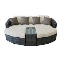 All Weather Wicker 4 Piece Lounge Seating Group | Furniture Shoppy | Best Patio Furniture Sets | Scoop.it