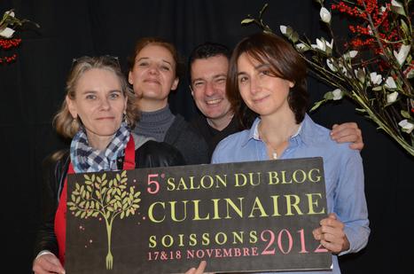 Salon du blog Culinaire 5eme édition - AnnikaPanika   Wine & CM   Scoop.it