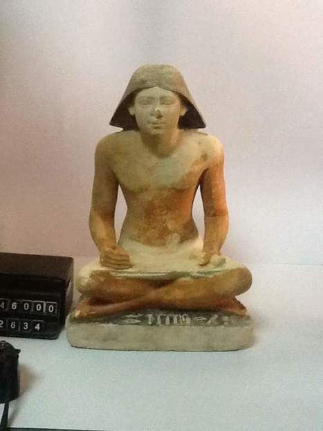 Large tranche of artefacts transferred to Egyptian Museum from Saqqara - Museums - Heritage - Ahram Online   Egiptología   Scoop.it