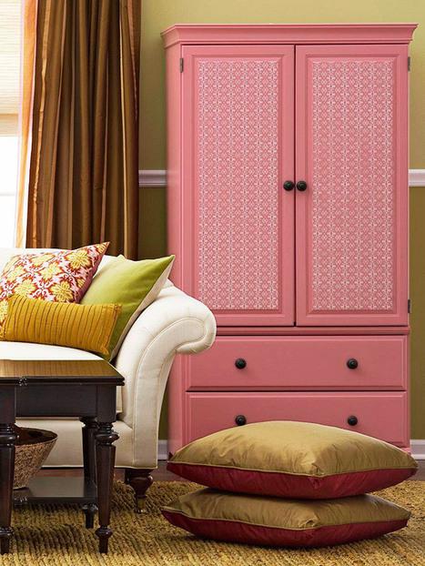 10 Brightly Colored Furniture Pieces | Designing Interiors | Scoop.it