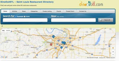 Dine Out St Louis | Showcase of custom topics | Scoop.it