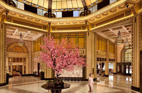 10 Chicest Art Deco Hotels Around the World | Fodor's | Luxury Destinations | Scoop.it