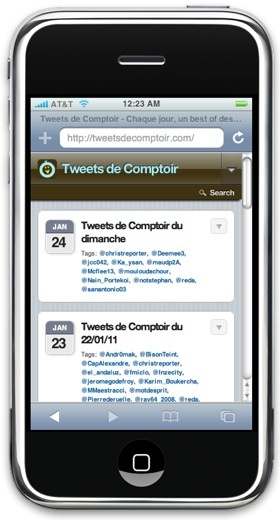 Tweets de Comptoir du 16/03/11 | Toulouse networks | Scoop.it