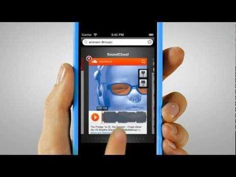 Do@, un navigateur mobile qui invite à découvrir toutes les web ... | QRcodes | Scoop.it
