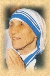 Mother Teresa of Calcutta (1910-1997), biography | Peacemakers | Scoop.it