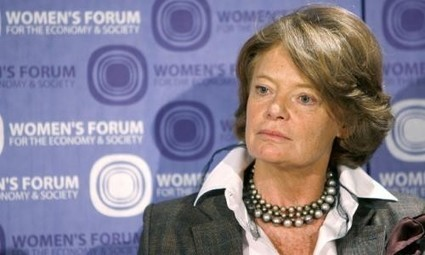 Aude de Thuin, un manager au service des femmes – Entreprendre.fr | Centre des Jeunes Dirigeants Belgique | Scoop.it