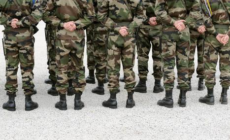 Le Pen dénonce des violences anti-soldats à Castres - france - Directmatin.fr | securite castres | Scoop.it