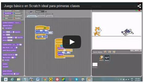 Ejercicio básico en Scratch de Gato y Perro | Tecnologia, Robotica y algo mas | Scoop.it