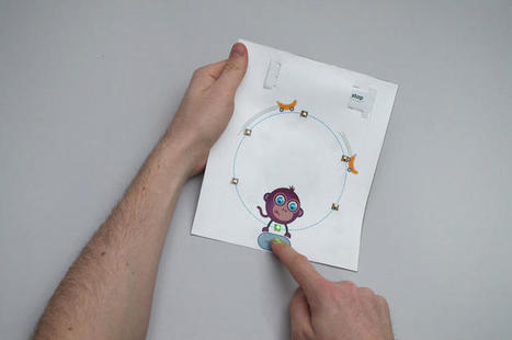 Amazing Software Turns Paper Into Computers | DESIGN INSPIRATION | Scoop.it
