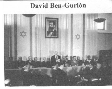 DAVID BEN GURION as a Zionist Leader | Leadership | Scoop.it