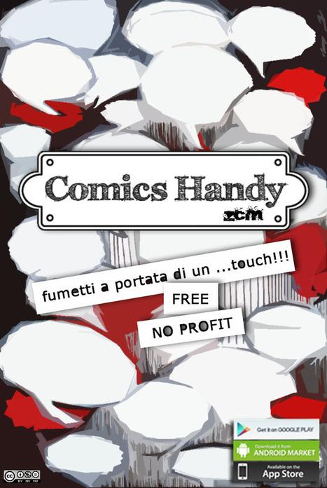 ComicsHandy<br/>fumetti a portata di un...touch!!! | Zavala Comic Magazine | Scoop.it