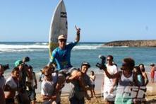 Cody Thompson saisit l'occasion à Puerto Rico : Planète Surf | SURFING | Scoop.it