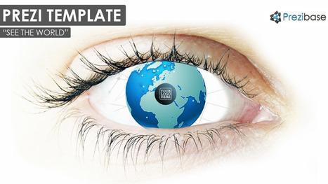 See the World Prezi Template | Prezibase | Your Keys | Scoop.it