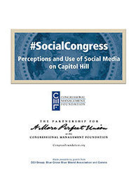 Congressional Management Foundation | #SocialCongress | Social Media Advocacy | Scoop.it
