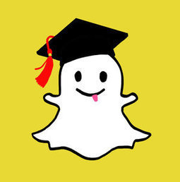 10 Seconds At A Time, A Teacher Tries Snapchat To Engage Students | Professional Learning for Busy Educators | Scoop.it