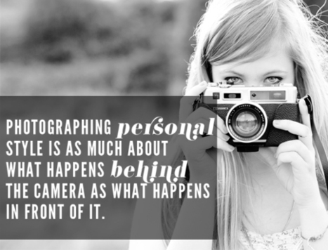 How To Photograph Your Personal Style | IFB | Fun and Interesting Photography | Scoop.it