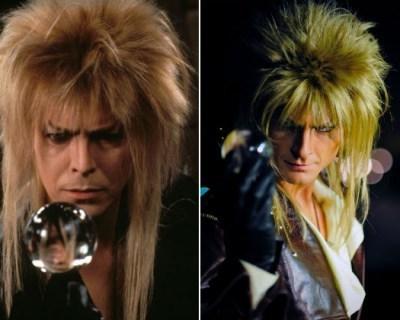 Cosplay of the Day: 'Labyrinth' Goblin King - ScreenCrush | Cosplay News | Scoop.it