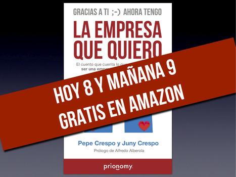 e-book gratis en Amazon, solo 8 y 9 de enero | Marketing | Scoop.it