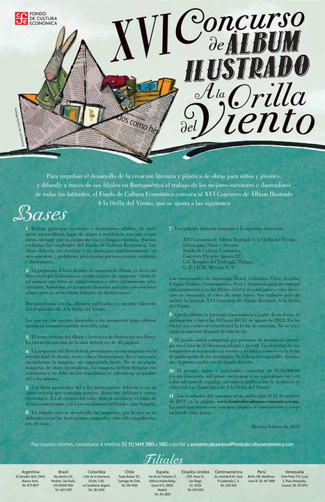 CONCURSO DEL FONDO DE CULTURA ECONÓMICA | Mexico | Scoop.it