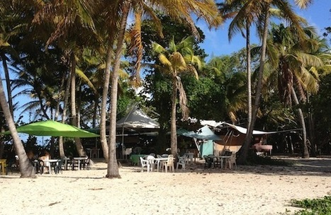 5 Secret Caribbean Beach Bars | Caribbean Islands | Scoop.it