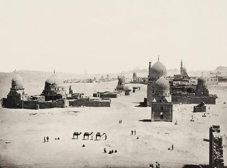 La photographie de la ville arabe au XIXe siècle | Centre Canadien d'Architecture @ccaexpress #Montréal 30.01 au 25.05 | MUSÉO, ARTS ET SPECTACLES | Scoop.it