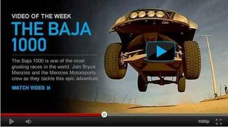 The Baja 1000 Rally - GoPro Video der Woche KW 12 | Camera News | Scoop.it