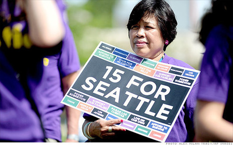 Washington state defies minimum wage logic | Gov&Law-Margaret Silhasek | Scoop.it