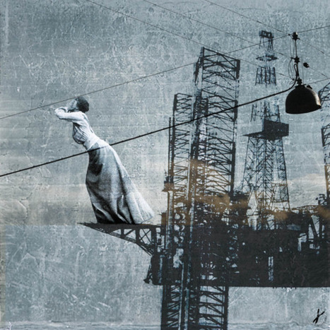 CARO-MA: Collage Artist-clever juxtaposition | assemblage art | Scoop.it