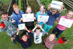 School kids' tomato saucy video is a winner | School Gardening Resources | Scoop.it