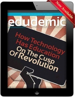 February Issue of Edudemic Magazine Now Available! | Edudemic | Skolebibliotek | Scoop.it