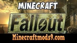 Download Fallout Mod for Minecraft 1.7.4 | Minecraft mods | Minecraft Mods | Scoop.it