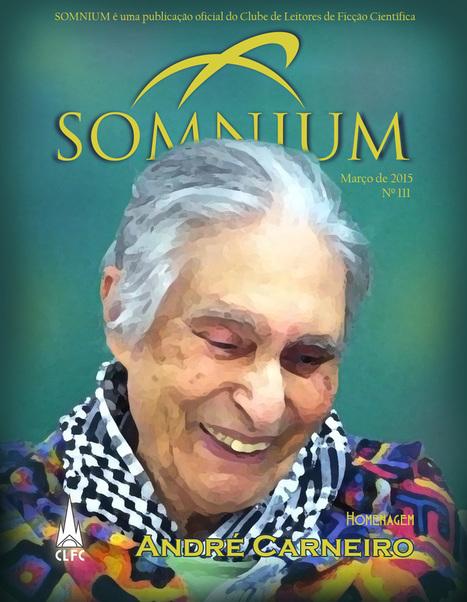 Somnium em homenagem a André Carneiro no ar! | Somnium | Ficção científica literária | Scoop.it