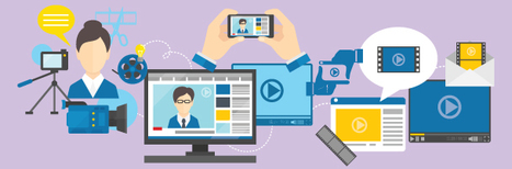 Seven Myths About Instructional Video: Which One Is Limiting You? | Pedagogy and technology of online learning | Scoop.it