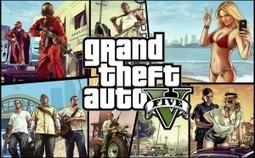 Grand Theft Auto 5 | IT World | Technology Today | Scoop.it