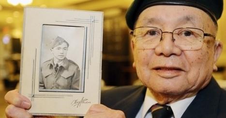 CFB Esquimalt exhibit honours Chinese-Canadian role in WWII | Combat Camera | Scoop.it