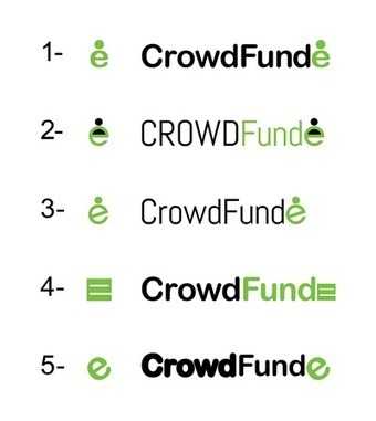 Creating CrowdFunde's New Logo - Crowdfunde | Startup Revolution | Scoop.it