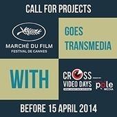 Cannes goes #transmedia! Cinema and transmedia | Cross Video Days | Tracking Transmedia | Scoop.it