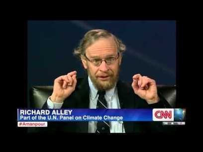 Richard Alley on the Polar Vortex and What He Worries About Most | Sustain Our Earth | Scoop.it