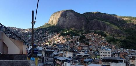 World Cup: Rio's favela residents fear being edged out | SBS News | Brazil | Scoop.it