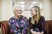 Fiona Phillips helps celebrate new dementia care home | Care Industry News | Helping Hands Market Intelligence Report 1st February 2013 | Scoop.it