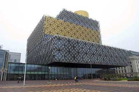 Birmingham Library in the running for top design award | Birmingham Life | Scoop.it