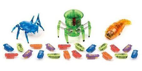 Les robots animaux, jouets stars de Noël 2014   Robolution Capital   Scoop.it