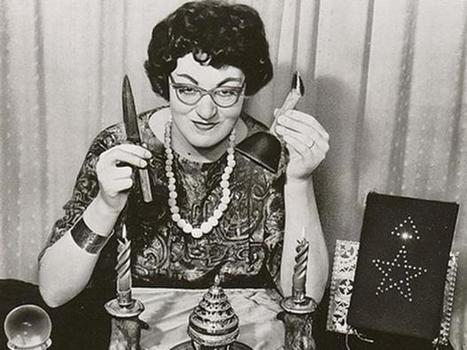 The fascinating story of the mother of modern witchcraft | Pagan | Scoop.it
