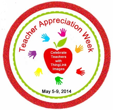 Using ThingLink to Express Teacher Appreciation | ThingLink Blog | Cool Tools for Drawing and Painting | Scoop.it