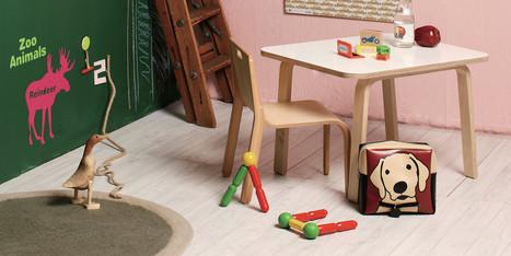 How To Make Your Kid's Room Stylish - Huffington Post UK   My English Website - Menno de Kort   Scoop.it